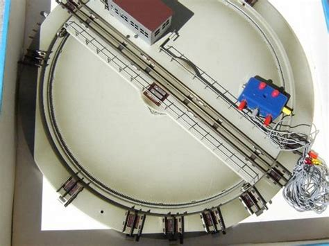 Railway Marklin Gauge Turntable Was Sold For