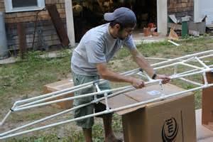 Duct Tape Kayak  U2013 Build Day 3