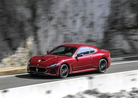 Maserati Gt's Late-life Facelift Makes Old School Cool