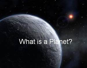 Pluto Should Be A Planet - ThingLink