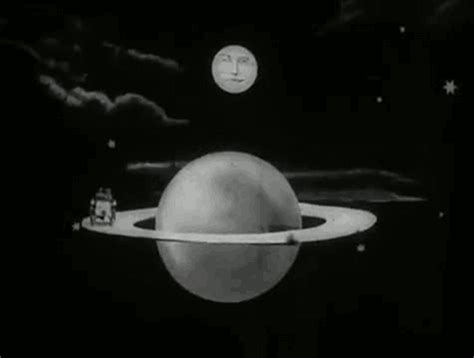 georges méliès a trip to the moon voyage dans la lune gifs find share on giphy