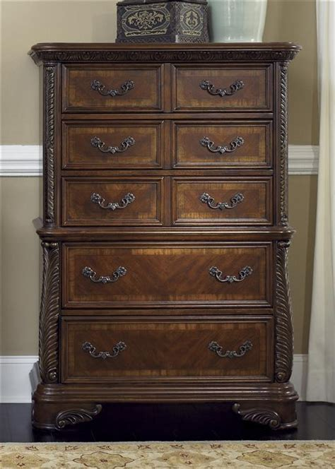 liberty furniture industries  drawer chest br