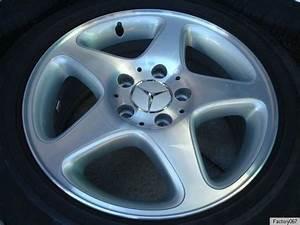 Jantes Mercedes Classe A : 4 roues completes jantes alu origine constructeur mercedes ~ Melissatoandfro.com Idées de Décoration