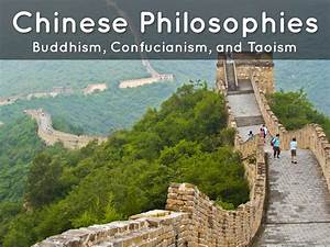 Chinese Philosophy by Sarah Tran
