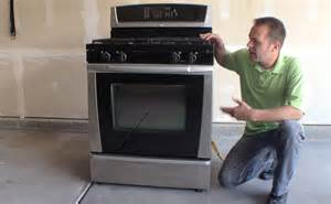 Kitchen Aid Gas Range by Whirlpool Gas Range Oven Complete Tear Down Youtube