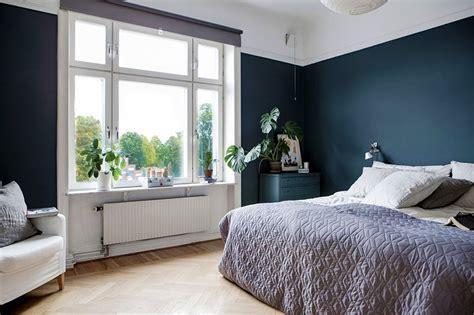 quartos incriveis  azul marinho na decoracao