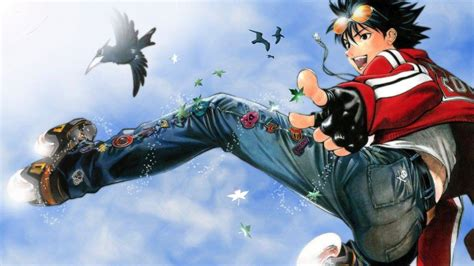 Air Gear Anime Wallpaper - air gear wallpapers wallpaper cave