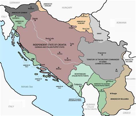 capital  yugoslavia map