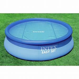 intex bache a bulles piscine ronde diametre 244 m achat With awesome bache hivernage piscine hors sol ronde 9 hivernage piscine hors sol gre