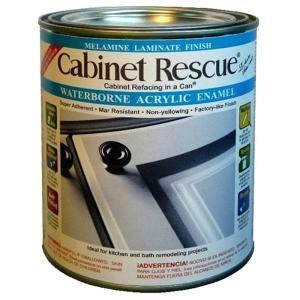 best paint for kitchen cabinets home depot cabinet rescue 31 oz melamine laminate finish paint dt43