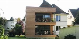 Anbau Haus Holz Hausanbau Amhofer Von Baufritz Anbau