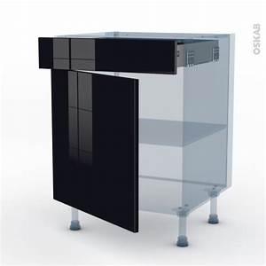Meuble Bas Ikea Cuisine : meuble a epice ikea 9 keria noir kit r233novation 18 ~ Melissatoandfro.com Idées de Décoration