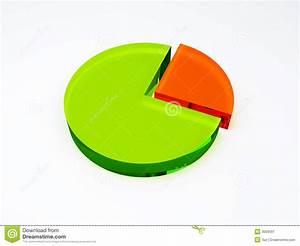 Kuchendiagramm Stock Abbildung  Illustration Von