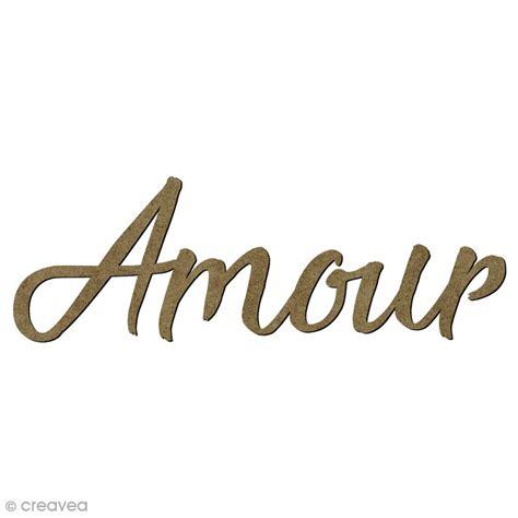 acheter une cuisine pas cher mot amour en bois 6 8 x 2 cm embellissement bois creavea