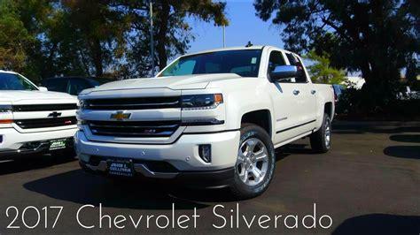 2017 Chevrolet Silverado 1500 Ltz 5.3 L V8 Review