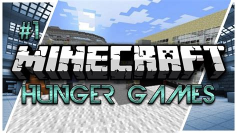 Minecraft: Hunger Games EP. 1 - ALLIANCE - YouTube