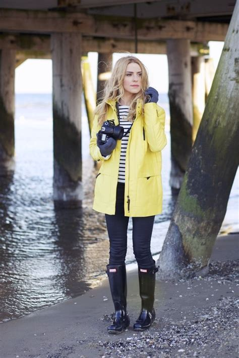 What to Wear During Heavy Rainy Days - Outfit Ideas HQ
