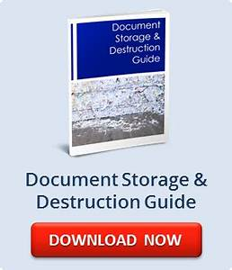 Drop off shredding for Document shredding drop off sites
