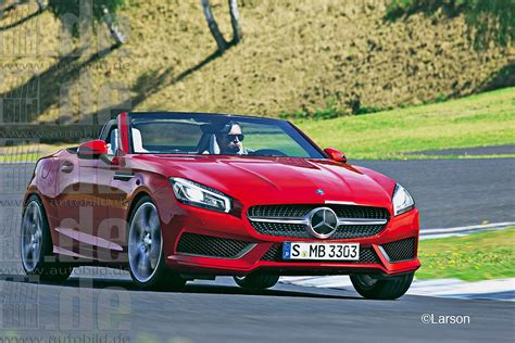Mercedes Cabrio Attack New Slc, Sl, Eclass And Aclass