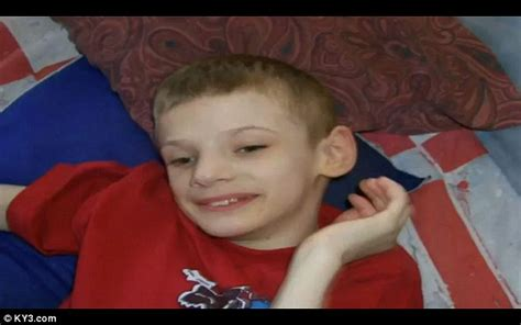 Missouri mother found lying next to 'blind, autistic son's ...