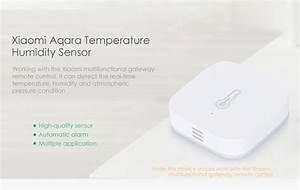 Xiaomi Aqara Smart Home Temperature  End 11  1  2022 6 18 Pm