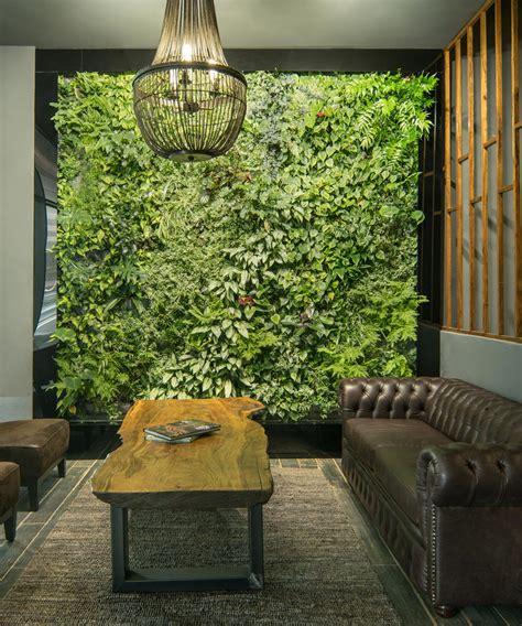 vertical garden design projects