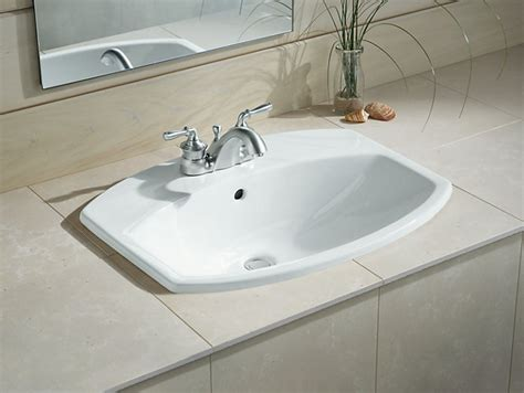 Cimarron Drop-in Sink With-inch Centers
