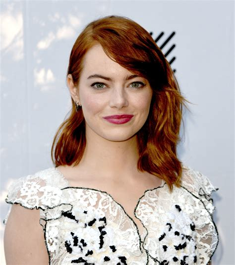 Emma Stone Best Hair And Makeup Looks