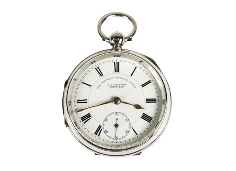 British Made Sofas And Chairs by Sterling Silver Antique Pocket Watch Omero Home