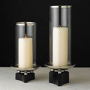 almond small hurricane global views candleholders candle With kitchen cabinets lowes with small hurricane candle holders