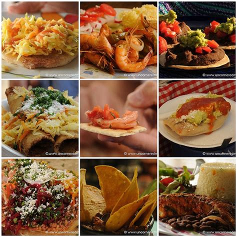 cuisine us foods in central america
