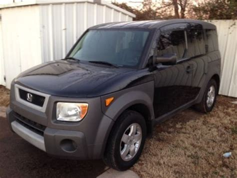Sell Used 2003 Honda Element Ex Sport Utility 4-door 2.4l