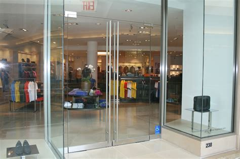 wall partitions ideas mall storefront doors 2 allservices frameless glass company