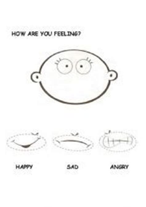 Sweet Silly Sara Recognizing Emotions Worksheet For #kids  Life Lessons For Kids Pinterest