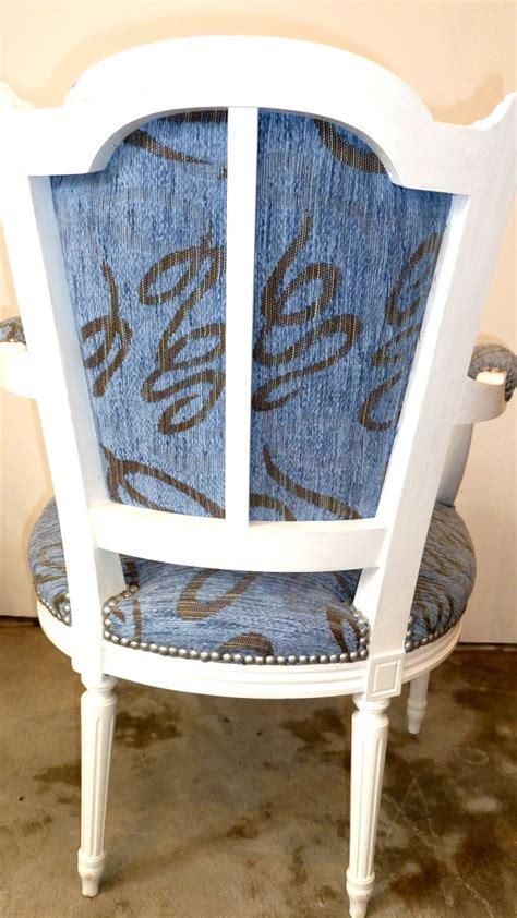 fauteuil a vendre fauteuils cabriolet relookes 224 vendre et bleu la assise