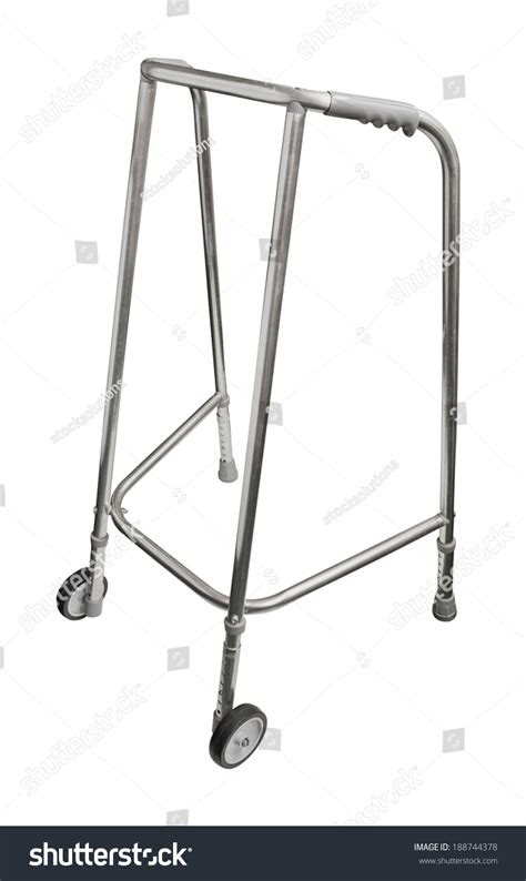 walker senior wheeled citizens recovering patients elderly mobility aid shutterstock preview