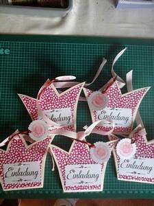 Geburtstagseinladung Selber Basteln : einladung zum kindergeburtstag kindergeburtstag pinterest ~ Markanthonyermac.com Haus und Dekorationen