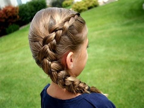 Same Side Dutch Braid Pictures, Photos, And Images For
