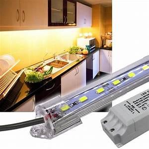 Led Unterbauleuchte Küche : led unterbauleuchte 230v mit trafo led beleuchtung k che led ambiente und ~ Orissabook.com Haus und Dekorationen