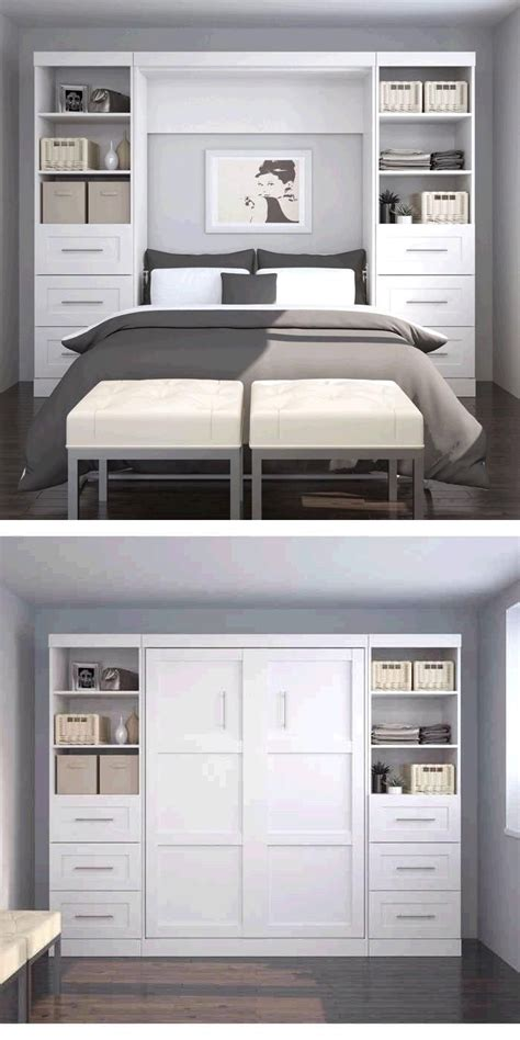 Bedroom Storage by 25 Best Ideas About Small Bedroom Storage On