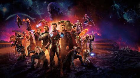 avengers infinity war international poster hd  wallpaper