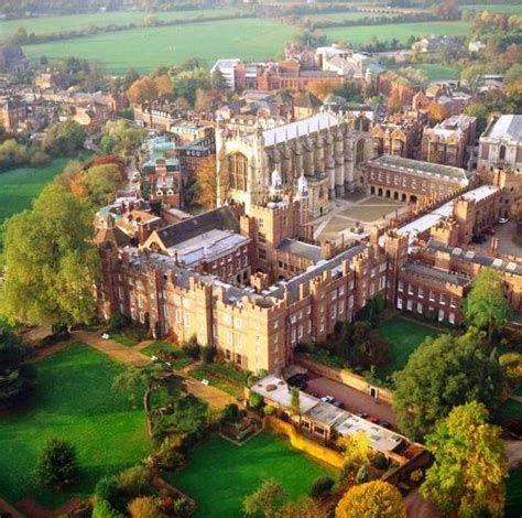 Eton College – the factory of gentlemen - English for everyone