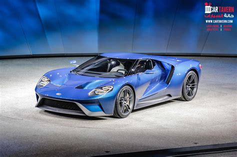 ford gt  hp twin turbo  revealed car tavern