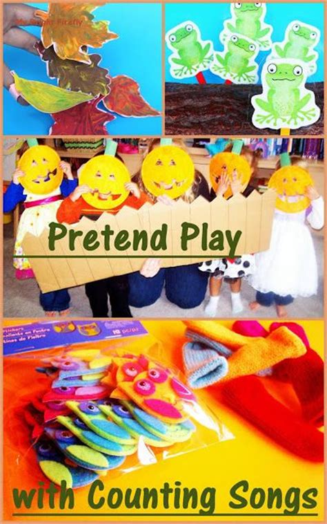 pretend play with fall counting songs activities 807 | 079fdb7604bf06f10bd49ccbbda75ceb