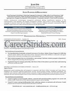 event manager resume summary bongdaaocom With event planner resume