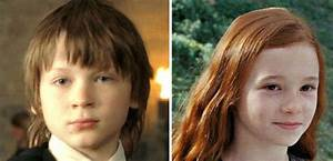 What Harry Potter's Young Lily & James Potter Look Like ...