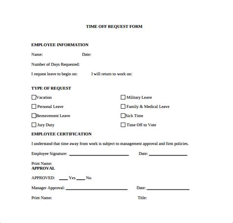 time off request policy template top result 60 luxury paid time off policy template