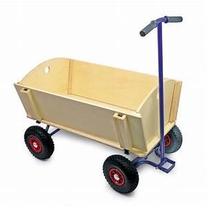 Bollerwagen Aus Holz : bollerwagen aus holz extragro von small foot g nstig bei mariposa toys kaufen ~ Yasmunasinghe.com Haus und Dekorationen