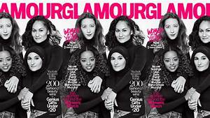 The Women's March Organizers Exude Power on Cover of Glamour