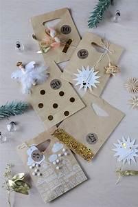 Adventskalender Tüten Depot : adventskalender selber machen mit kraftpapiert ten sch n ~ Watch28wear.com Haus und Dekorationen